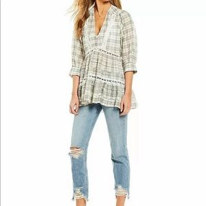 Free People tunic NWT medium